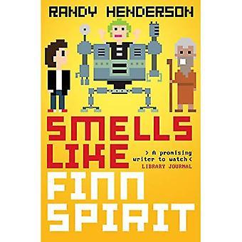Lugter som Finn ånd (Finn Fancy åndemaneri)