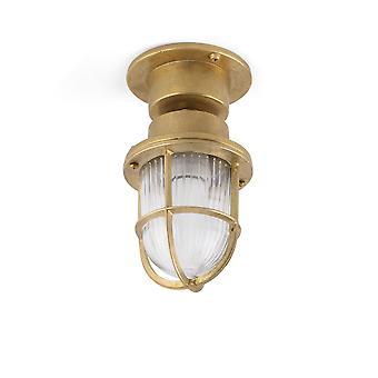 Faro - plafoniere all'aperto Mauren ottone / piedistallo luce FARO70993