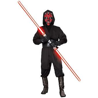 Star Wars Darth Maul Yetişkin Kostüm
