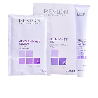 Revlon Gentle Mèches sistema 6 dosi Unisex