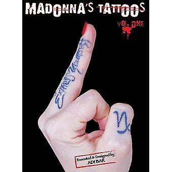 Madonnas tatuajes libro Vol.1 MTBV1 bar y ADI