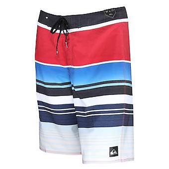 Quiksilver Mens Everyday Stripe Vee 21
