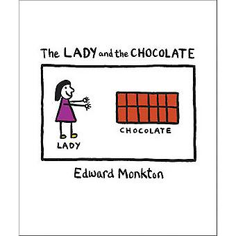 The Lady and the Chocolate by Edward Monkton - 9780740773822 Book