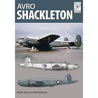 Flight Craft 9 - Avro Shackleton by Neil Robinson - Martin Derry - 978