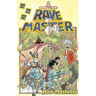 Rave Master - v. 33 - 34 & 35 by Hiro Mashima - 9781935429739 Book