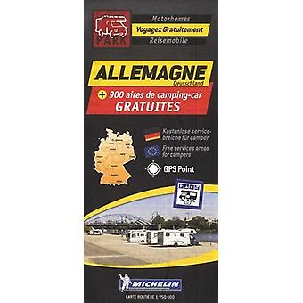 Germany - Motorhome Stopovers - 9782919004454 Book