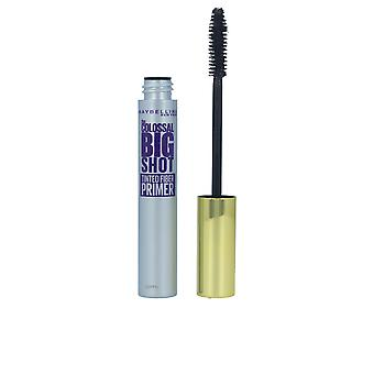 Maybelline Colossal Big Shot Tinted Fiber Primer #black Mascara