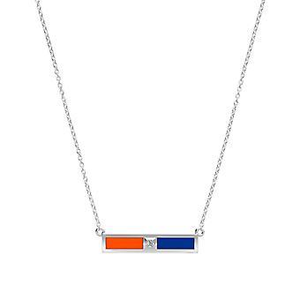 Sam Houston State University Diamond under halsband i Sterling Silver design av BIXLER