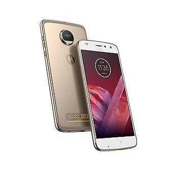 モトZ2プレイスマートフォン - 32GB(XT171002) - ホワイト/ファインゴールド