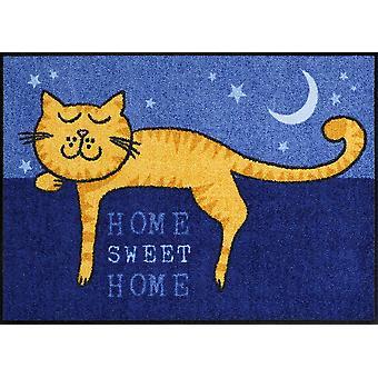 Salon lion cat dream 50 x 75 cm cat doormat doormat washable dirt mat