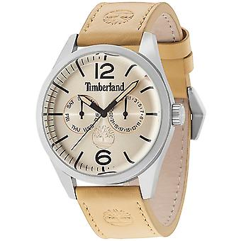 Timberland Middleton Quartz Analog Man Watch with Cowhide Bracelet 15018JS-07