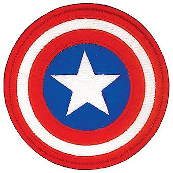 Captain America Iron On Patch