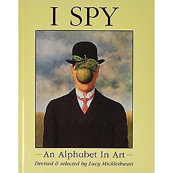I Spy by Lucy Micklethwait - 9781613838112 Book