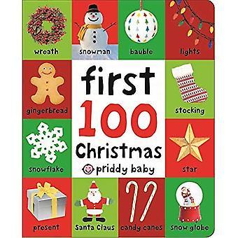 Eerste 100 kerst