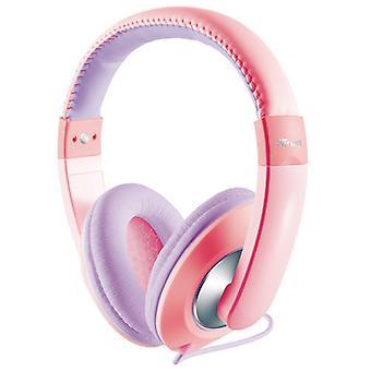 Trust headphone Sonin Kids Pink/Lavender