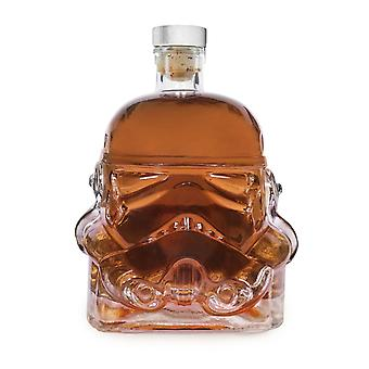 Star Wars Stormtrooper Decanter - High Quality Glass Decanter For Star Wars Fans ! Decorative And Elegant Decanter