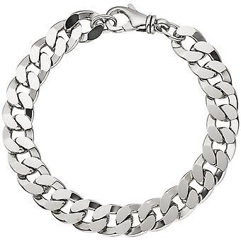 درع سوار 925 فضة سوار الماس الفضة 23 سم
