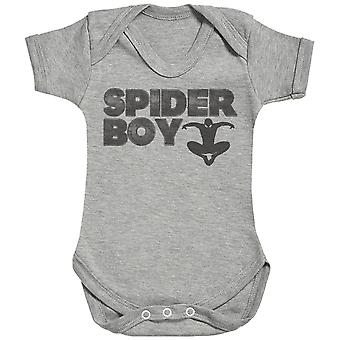 Spider Boy - Baby Bodysuit