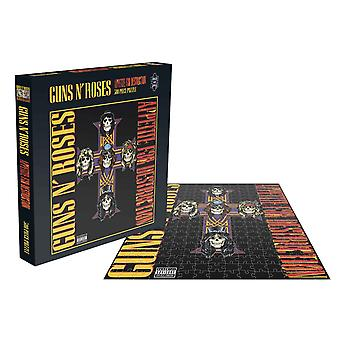 Guns N Roses Jigsaw Puzzle Appetite For Destruction 2 new Official 500 Piece