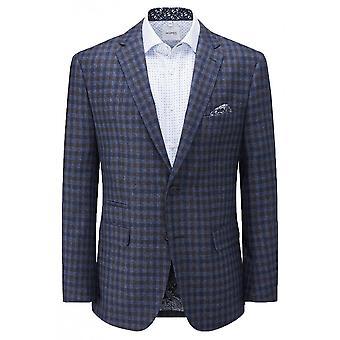SKOPES Skopes Wool Blend Check Sports Jacket