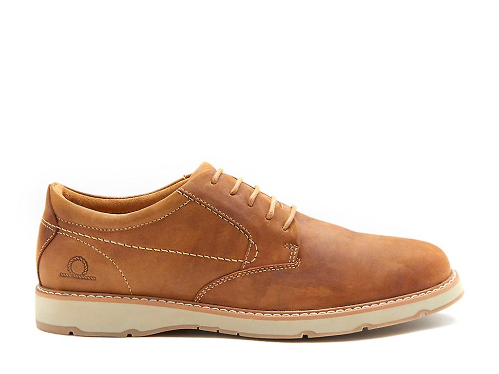 Chatham Men's Brent Premium Leather Derby Shoes