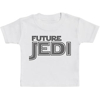 Future Jedi Baby T-Shirt - Baby TShirt Gift - Baby Tee - Baby Gift