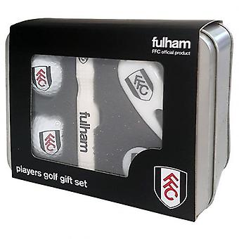 Fulham Players Golf Gift Set