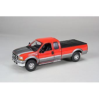 Ford F 350 Pickup with Tonneau Cover Diecast Model Car