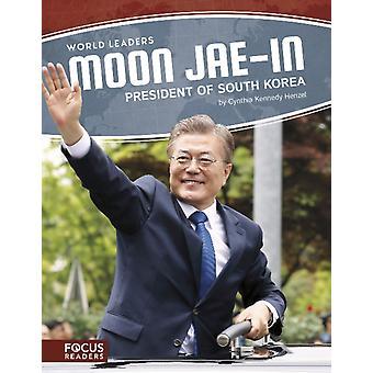 Leaders mondiaux Moon Jaein Président de la Corée du Sud par Kennedy Cynthia Henzel