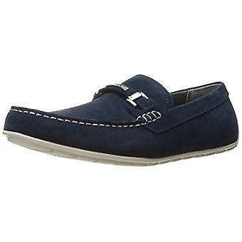 Calvin Klein Men's Ignacio Slip-On Loafer, Dark Navy, Size 8.0