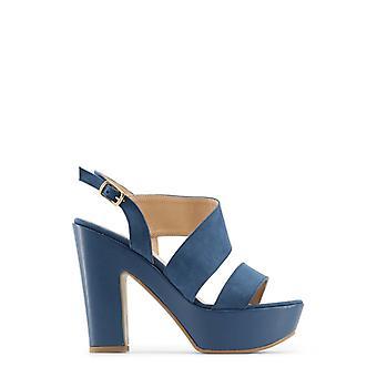Made in italia - fiammetta women sandals, blue