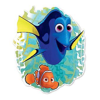 Trouver Dory Wall Art Dorie et Nemo colorés, imprimés, en carton.