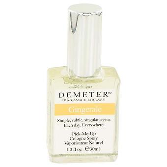 Demeter gingerale Cologne spray Demeter 482234 30 ml