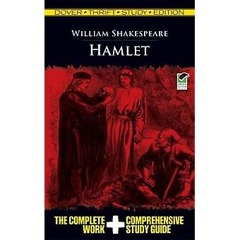 Hamlet Thrift Study door William Shakespeare