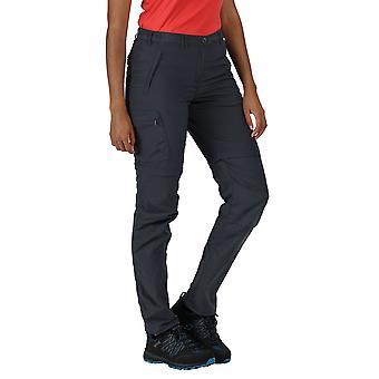 Regatta kvinner Chaska zip av holdbar walking bukser