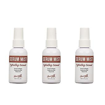 Barry M 3 X Barry M Serum Mist - Hydrating Coconut