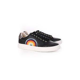 Paul Smith Womens Lapin Leather Trainers With Rainbow Detail Paul Smith Womens Lapin Leather Trainers With Rainbow Detail Paul Smith Womens Lapin Leather Trainers With Rainbow Detail Paul Smith