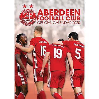 Aberdeen FC 2020 Calendar