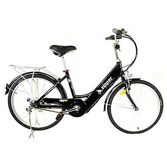 """Z5 City Deluxe Electric Bike 24"""" - Midnight Blue"""