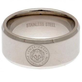 Leicester City Band Ring Large