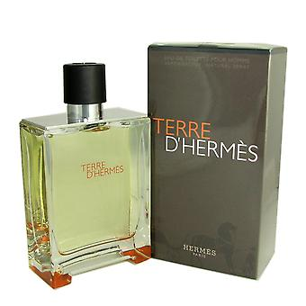 Terre d' Hermes für Männer 6,7 oz 200 ml Eau de Toilette spray