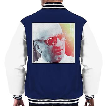 Motorsport Images Enzo Ferrari Still Men's Varsity Jacket