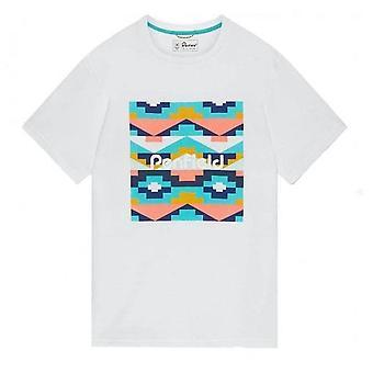 Penfield Men's White Sandtoft T-shirt