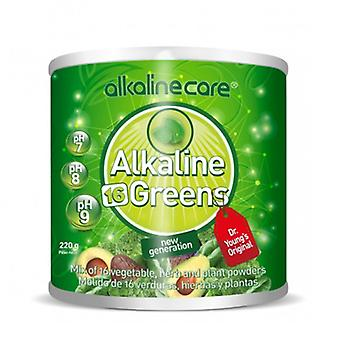 Alkaline Care Alkaline Care Greens 220 gr