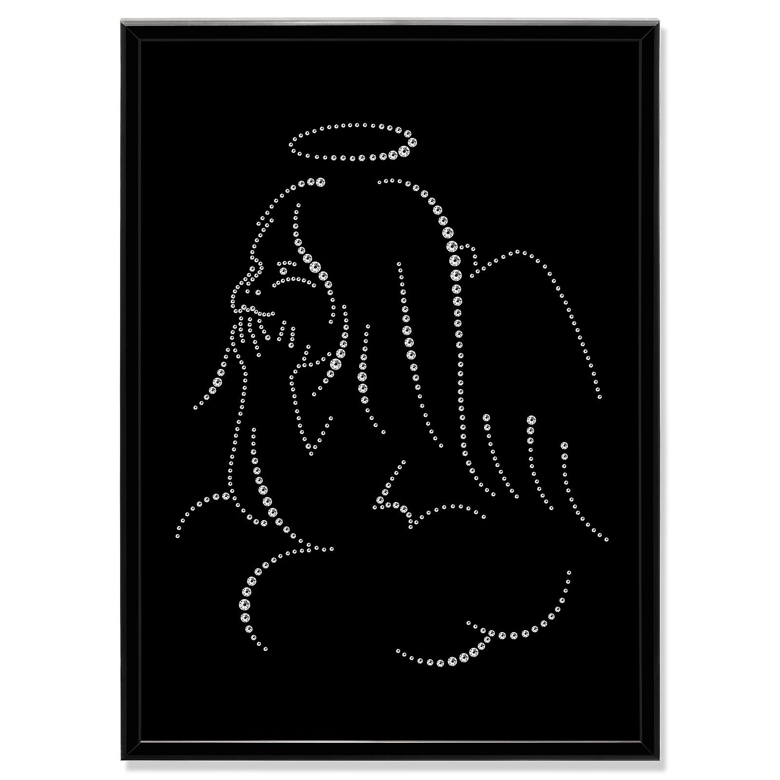 Crystal Art Picture Angel MBP-11
