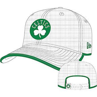 New Era 9Forty Cap COLOUR POP Boston Celtics schwarz