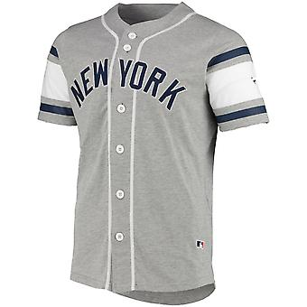 Iconic Supporters Cotton Jersey Shirt - New York Yankees