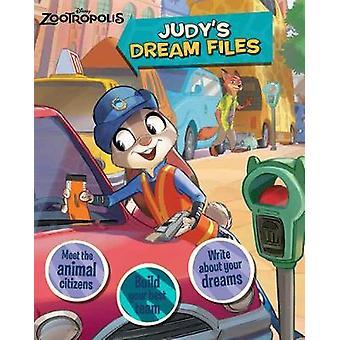 Disney's Zootropolis Book of Secrets by Parragon - 9781474827829 Book