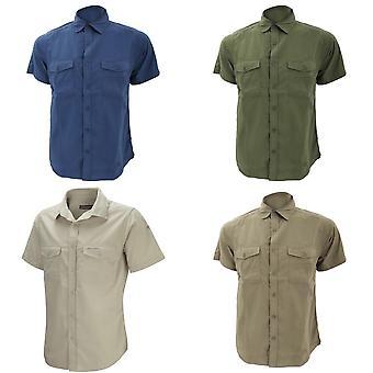 كراغوبيرس الكيوي رجالي قميص كم قصير عارضة