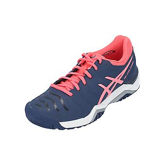 ASICS GEL-CHALLENGER 11 Women's Gymnastics Shoes Sneaker Sport Blue NEW OVP SALE